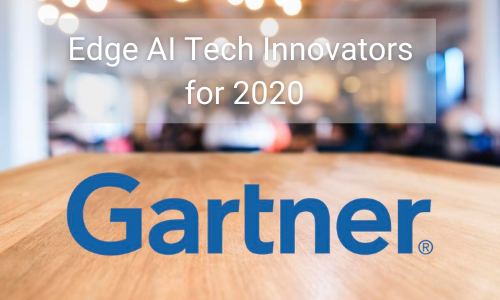 "Reality AI named ""Tech Innovator in Edge AI"" for 2020 by Gartner"