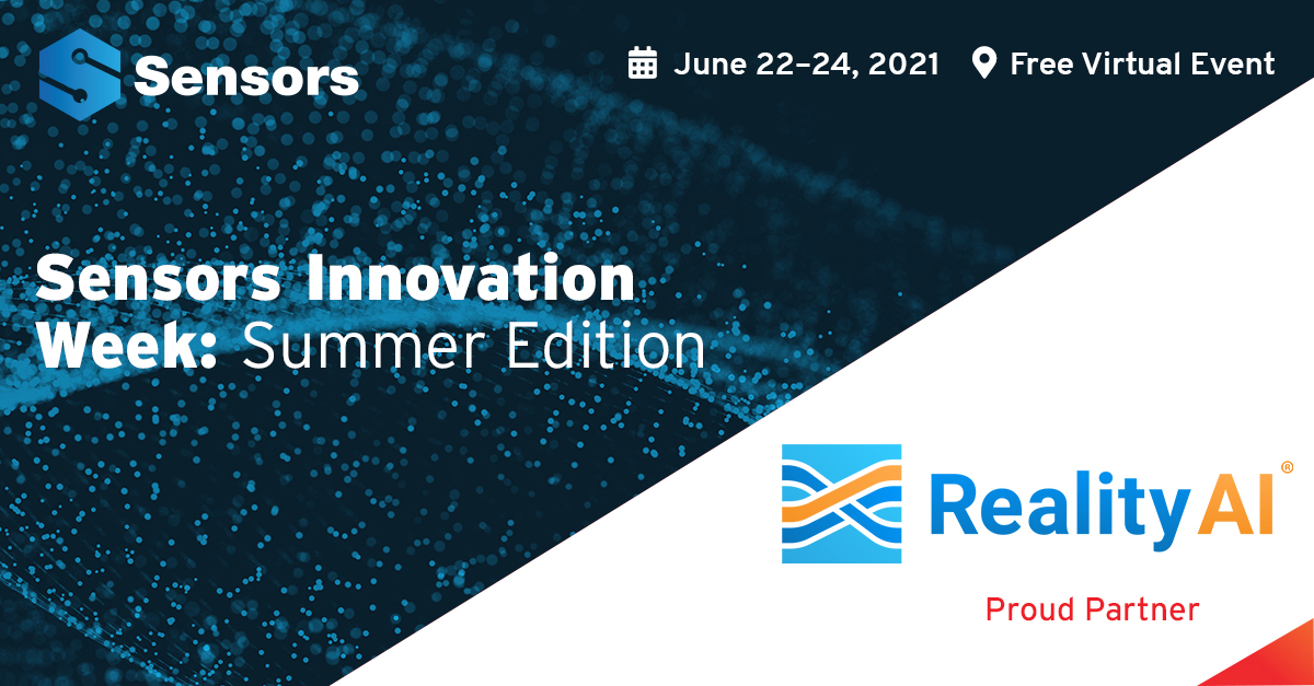 sensors innovation week